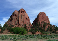 and another one (desbah) Tags: southwest landscape redrocks