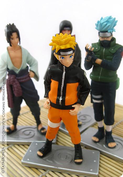 Naruto & Friends 1
