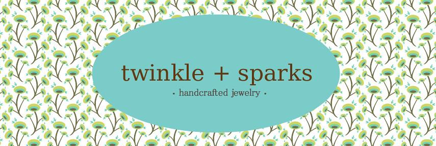 twinkle + sparks