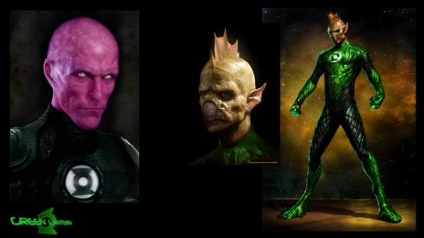 Abin Tomar Green Lantern Movie