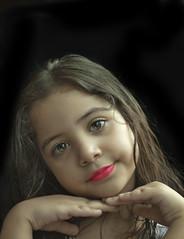 Nano (SmokyAbdulrhman) Tags: portrait by photoshop canon photography 50mm 1 sister f sis f18 nano abdullah  cs3 cs4  500d canon500d abdulrhman  cs5  alrahama smokyabdulrhman