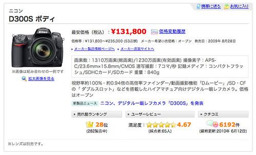 Nikon / D300S