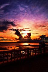 June Melawai Sunset HDR 02 (Mythgarr) Tags: sunset canon photography powershot dxo hdr balikpapan photomatix g10