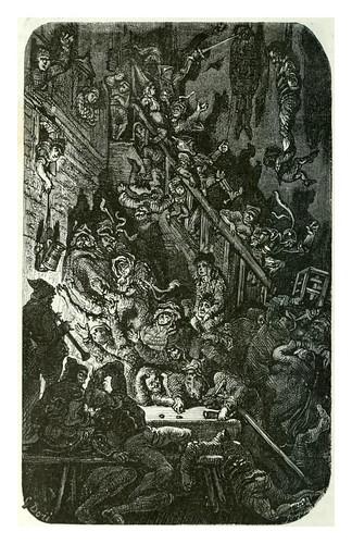020-El viejo caminante-Les contes drolatiques…1881- Honoré de Balzac-Ilustraciones Doré