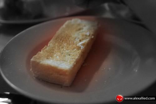 Bread Toast aka Roti Kiap