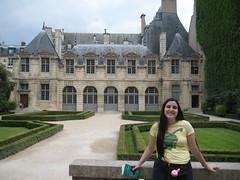 """Le jardin de l""""hôtel de Sully"""