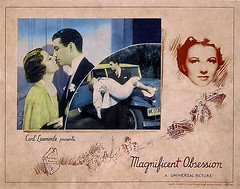 Irene Dunne and Robert Taylor (Vintage-Stars) Tags: roberttaylor irenedunne 1935moviemagnificentobsession
