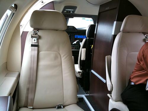 MY Jet Interior