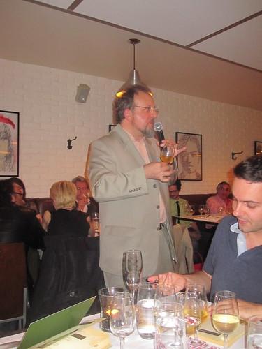 Richard Kannemacher, directeur marketing des Vins d'Alsace