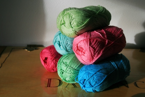 baby bomull cotton yarn