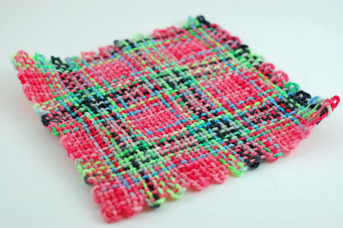 Finished Woven Square