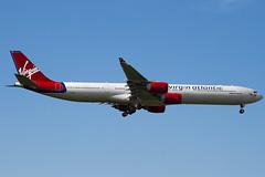 G-VOGE - 416 - Virgin Atlantic Airways - Airbus A340-642 - 100617 - Heathrow - Steven Gray - IMG_5389