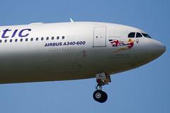 G-VEIL - 575 - Virgin Atlantic Airways - Airbus A340-642 - 100617 - Heathrow - Steven Gray - IMG_5210