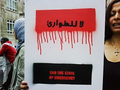 End Emergency in Egypt