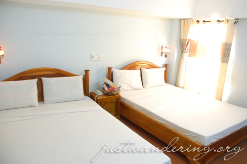 Vinh Huy Hotel room