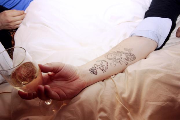 Brian tatoo