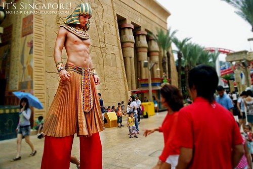Egypt Themepark
