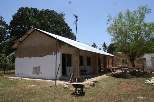 ICT centre and library at Muhaka