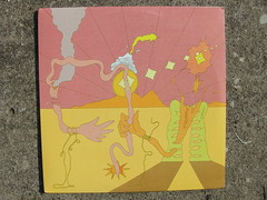 Caboladies - s/t LP - DNT