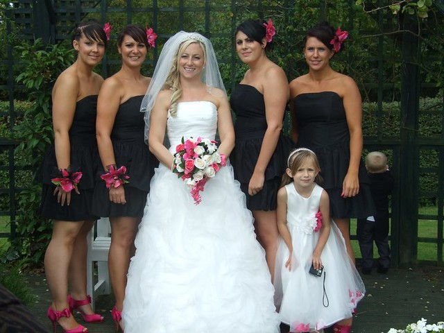 Do You Think 5 Bridesmaids Is Too Many?