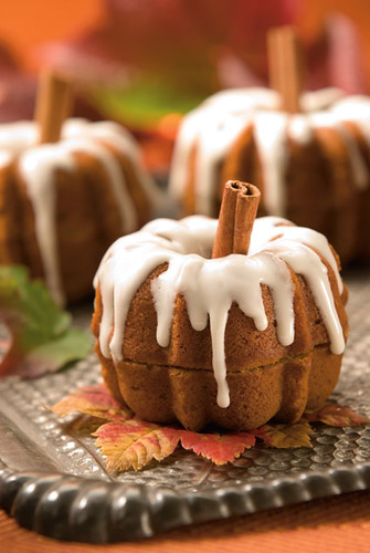 PumpkinCakes (Courtesy Nestle)