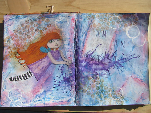 Art Journal 8/9