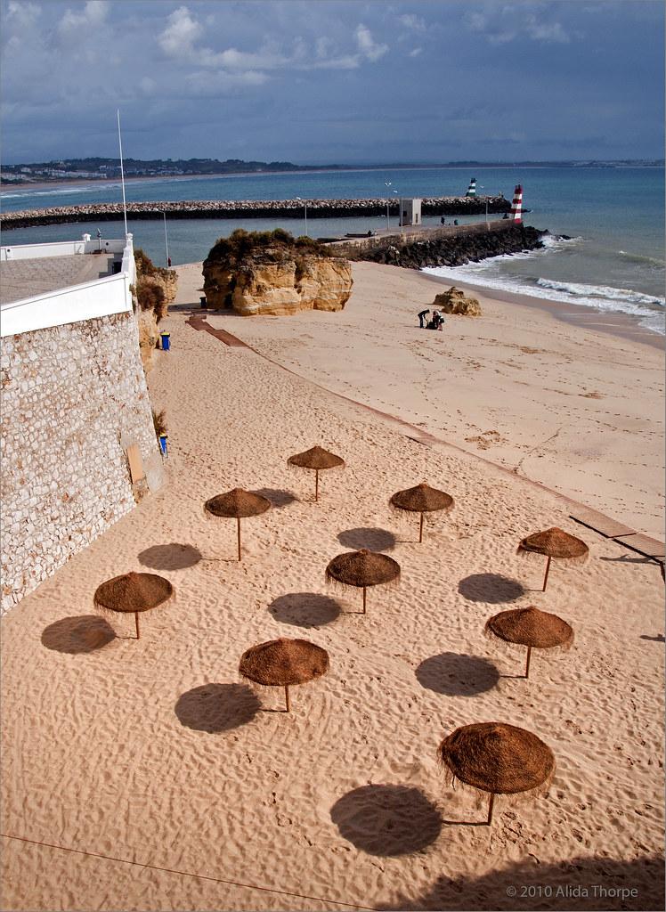 Lagos Umbrellas