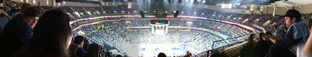 At the Grizzlies Season Opener