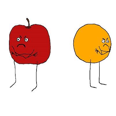 apples&oranges