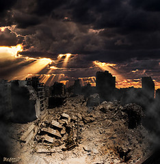 Mass Destruction, Smart Bombs & Stupid Minds (Fotografy86) Tags: lebanon israel war beirut julywar harethreik حارةحريك الضاحية حربتموز