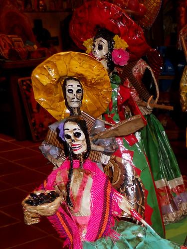 day of the dead mexico 2011. Day of the Dead, Mexico 2010
