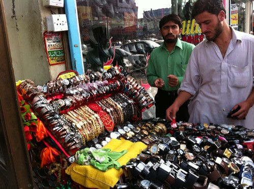 Gucci & Prada Wrist Watch On Sale Here | Street Bazaar, Saddar | Rawalpindi, Pakistan