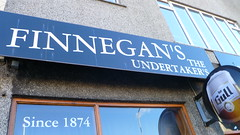 Finnegan's The Undertakers