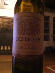2008 Dos Brotos Ranch Red