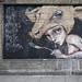 Herakut Painting in London