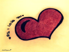 P.S. I Love You (___InsideMySoul*) Tags: love heart cuore amore