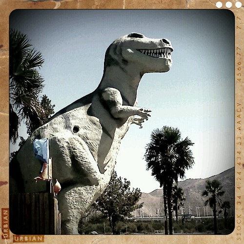 Robotic Dinosaur Museum - Huge T. Rex