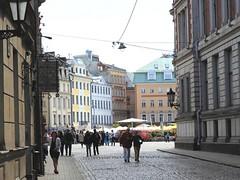 26 giu 2017 - Riga (51) (Thelonelyscout) Tags: riga lettonia latvia blackheads three brothers