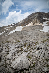 Zugspitze Hiking (Chris M. S) Tags: hiking zugspitze germany europe canon eos 6d tamron 2470 landscape stone mountain berg photography flickr art landscapephotography