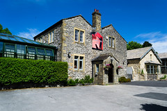 Gamekeepers Inn -  Long Ashes Park | Nr Skipton, Threshfield, Yorkshire Dales National Park (I.T.P.) Tags: pub gamekeepers inn grassington yorkshire dales