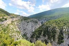 Verdon gorge (ec1jack) Tags: ec1jack kierankelly canoneos600d france provence europe eu june 2017 southoffrance summer verdon natural regional gorge rocks