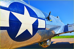 """""""STAR"""" OF THE SHOW. . . (TV Director) Tags: b17 b17bomber bomber madrasmaiden"""