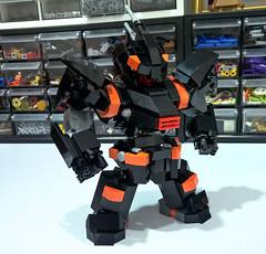 SD Jebat (chubbybots) Tags: lego mech