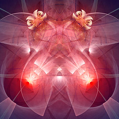 Owls Secret (Luc H.) Tags: owl owls secret fractal graphic graphism digital