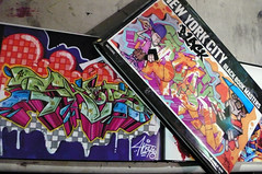 New York City Black Book Masters (18ism) Tags: black graffiti book host masters blackbook 41shots dym host18