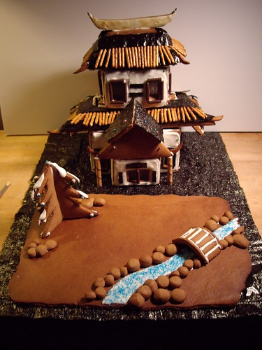 Gingerbread House: 2009