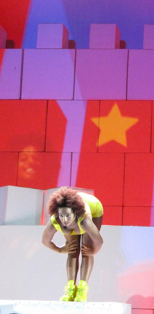 Pet Shop Boys @ Pandemonium Tour @ Citibank Hall Rio de Janeiro 2009