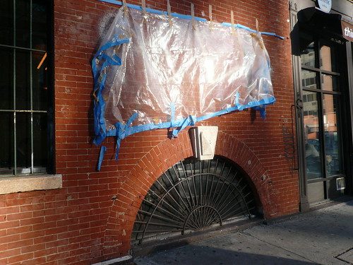 Found Art (Bleecker St.): Unmonumental 291