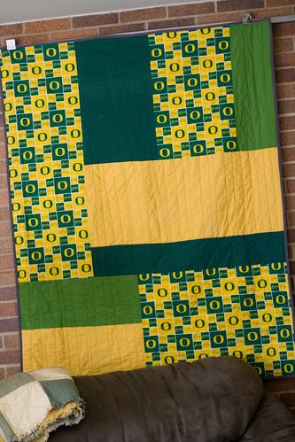 Gregg's blanket