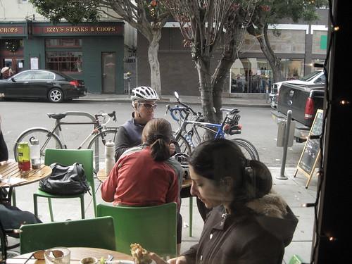 Steiner street bicis.